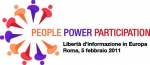 PEOPLE, POWER, PARTECIPATION
